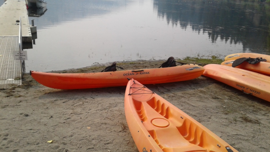 Kayaking:  Now There's a Wholesome Date Idea for Teens!