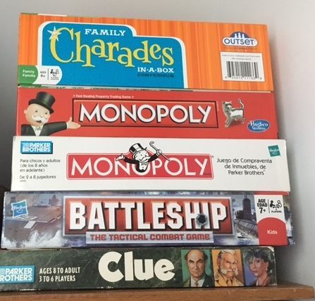 Dinner Party Games for When the Parish PriestVisits