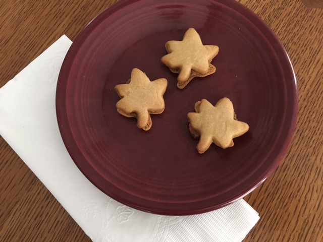 O, Canada! Blue-Ribbon Maple Leaf Cookies: A Re-Blog ofSorts