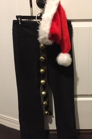 "Festive, ""Prancy"" Pants"