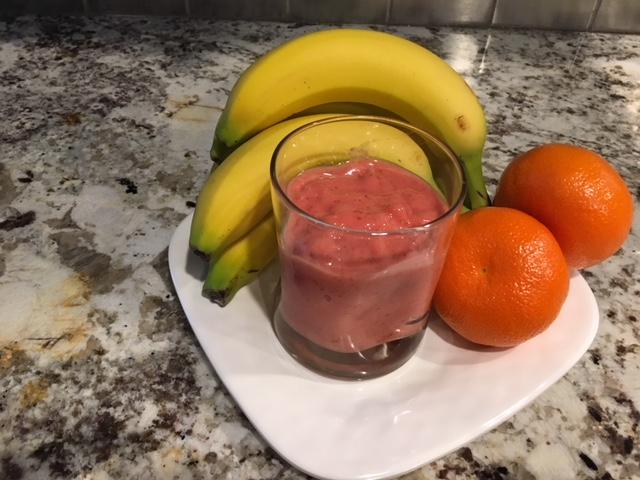 Make a Scurvy-Slashing StrawberrySmoothie