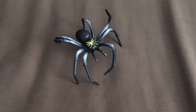 """Spider on the Couch"" Trick for a Halloween Treat"