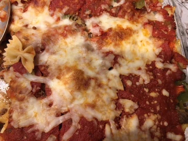 Pizza Pasta Panic