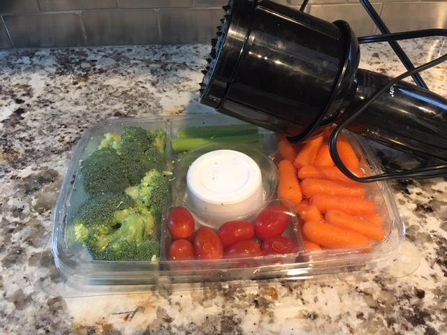 The Death of the Spiralizer–Or Maybe It's JustSleeping