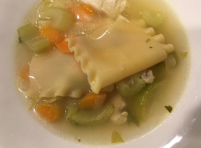 Chicken Noodle Soup: The Secret Ingredient Is . . . Magic