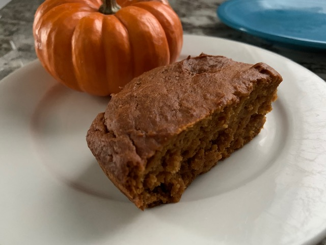 Pumpkin Cake Surprise