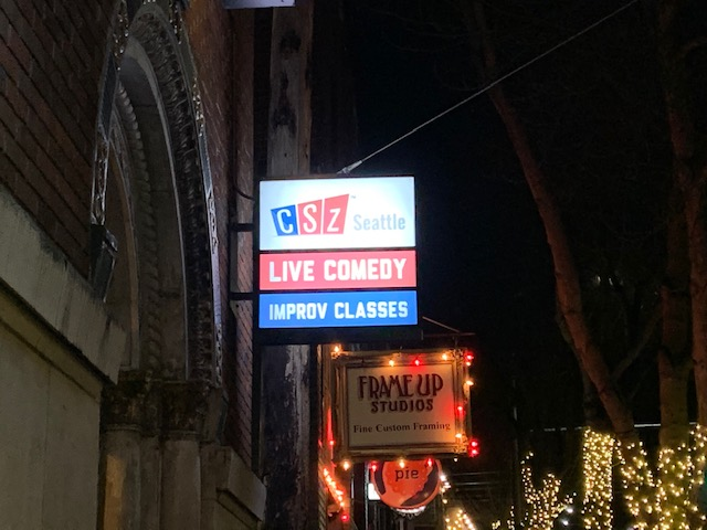 Birthday Strategy for Years To Come: ComedyImprov