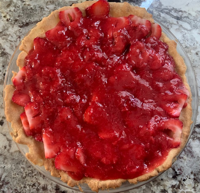 Why? Oh, Why? Strawberry Pie