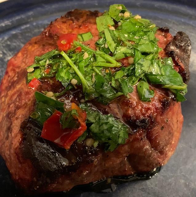 Steak-In-The-Rain