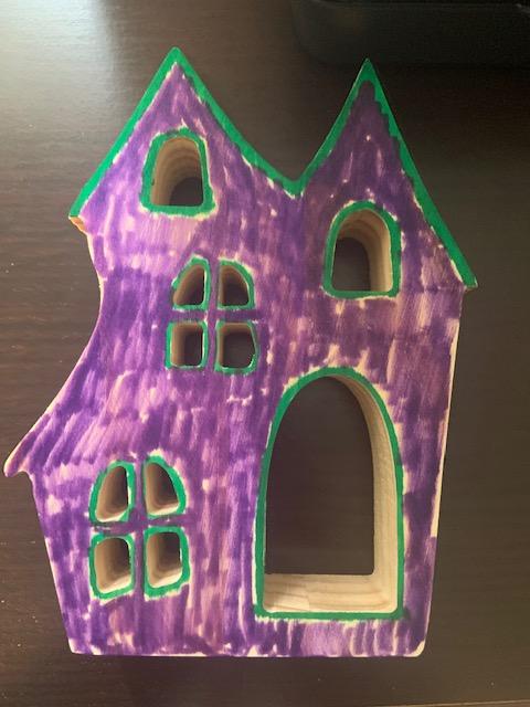Craft Alert: Haunted HouseCraft